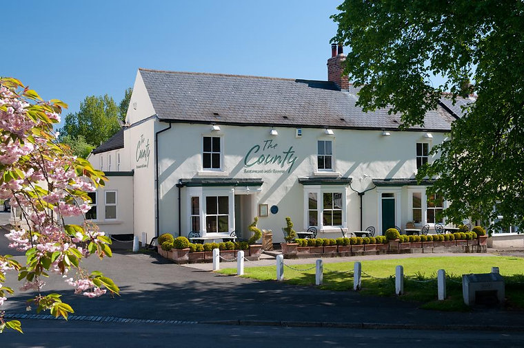 The County Restaurant & Rooms