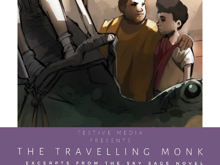Master Eft: The Travelling Monk (the Horn entry)