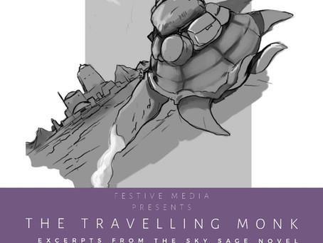 Master Eft: The Travelling Monk( the Gills entry)