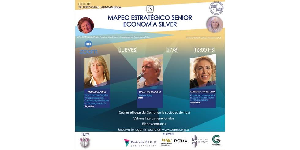 3º Ed. Ciclo de Talleres OAME Latinoamérica