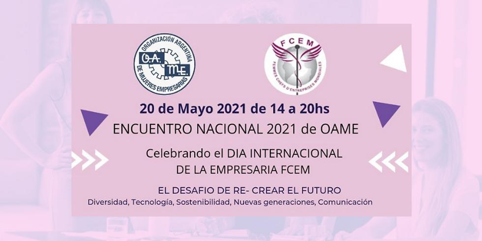 Encuentro Nacional OAME 2021