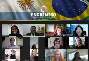 Un puente argentino-brasilero para mujeres empresarias