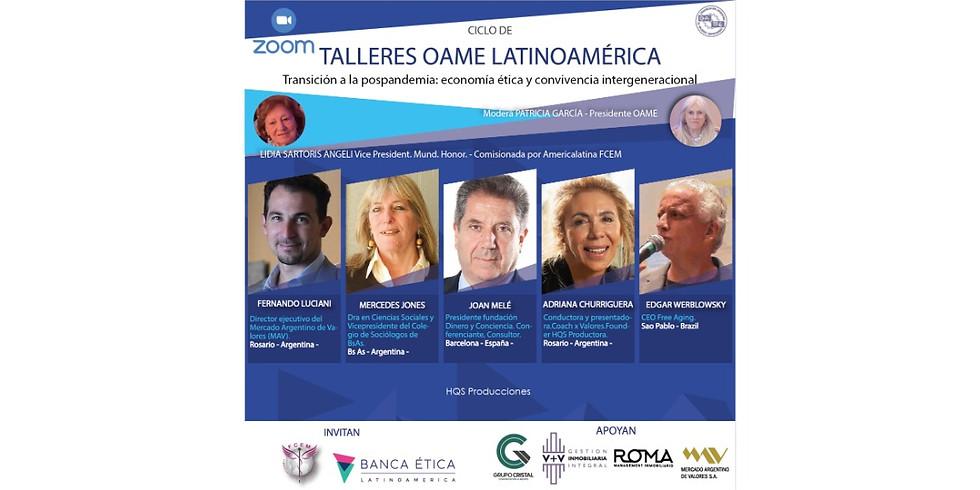 Ciclo de Talleres OAME Latinoamérica
