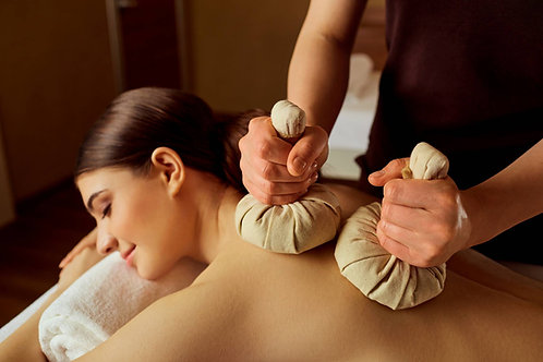 Massages aux pochons Thaï ou Coquillages