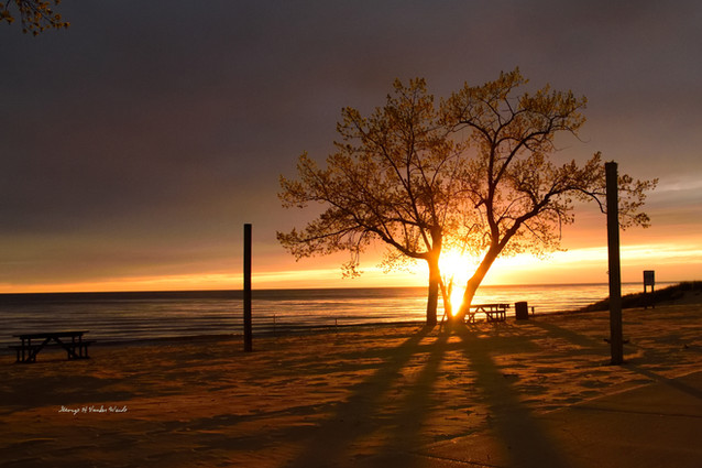 Empty beach at sunset DSC_4335_727.JPG