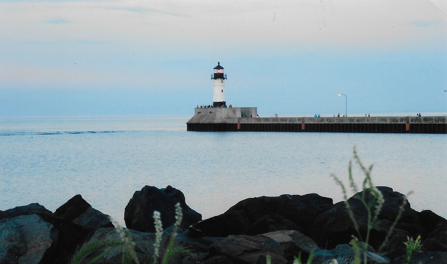 Canal Park, Duluth, MN, Lighthouse