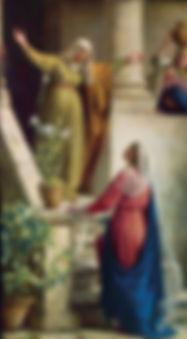 Maria visia Isabel