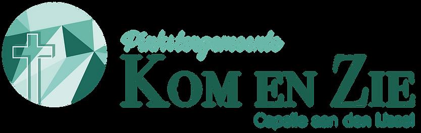 Logo Kom en Zie Capelle