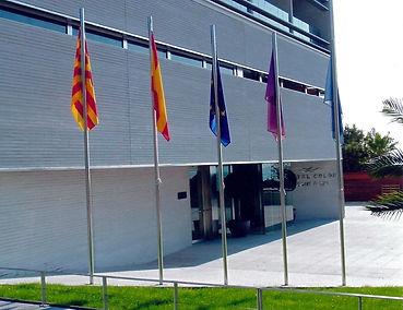 Mastiles para banderas