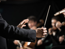 Guest Conductor - February 22nd!