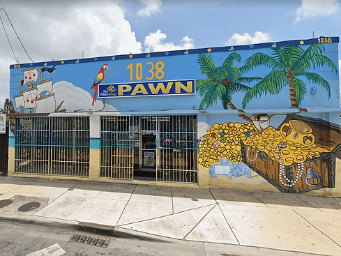 The Pawn Shop Miami