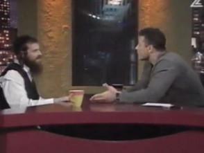 רוני אילון הירש אצל יאיר לפיד באולפן | סיפור החזרה בתשובה