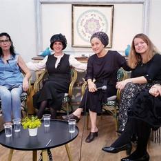 מפגש מרגש בתל אביב: ״כולם בכו״