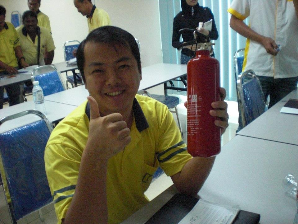 2012 Fire Prevention Training