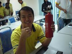 2012 Fire Prevention Training