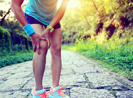 Running into problems: Runner's knee