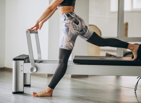 FINE FORM EDUCATION: A guide to three beginner Pilates terms