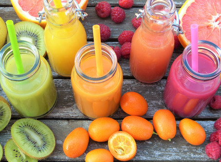 5 Nutrients that boost your Immune System (and what to eat to get them!)