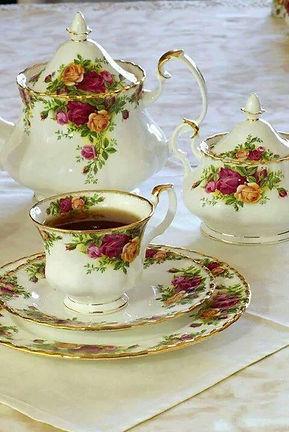 Afternoon tea at Longworth Hall Hereford Lugwardine