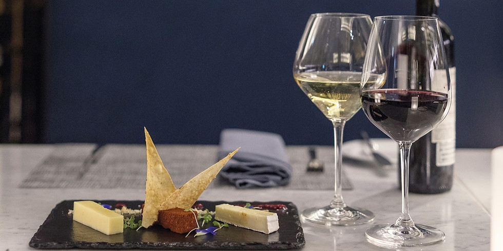 Fine Wine Pairing - Canape Reception & 3 Course Dinner