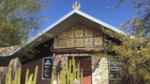 Buddhist temple in Phoenix