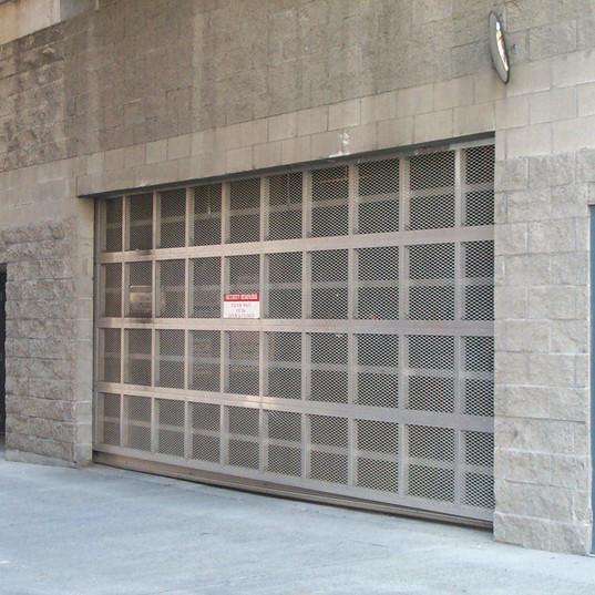 Davis Door Aluminum Sectional - 4-Piece