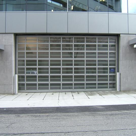 Davis Door Aluminum Sectional - 1st & Main