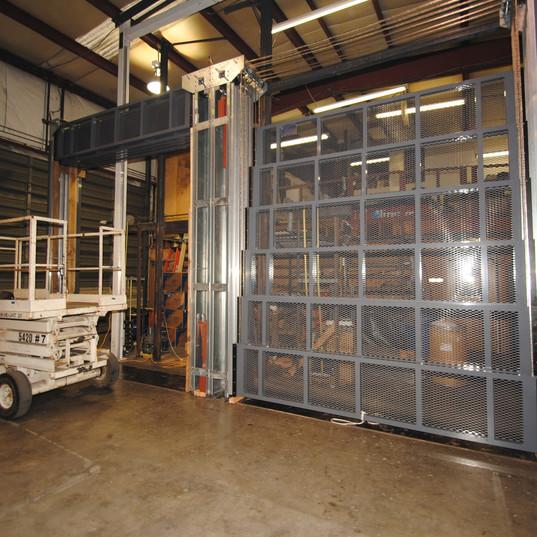DavisDoor_Custom - Vertical Lift Product