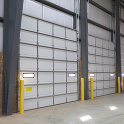 Davis Door Steel Sectional