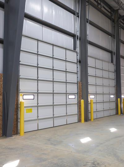 Davis Door Steel Sectional