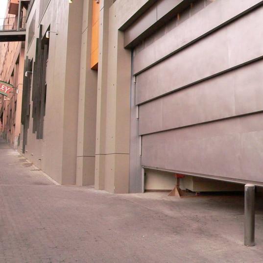 Davis Door Vertical Lift - Post Alley