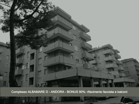 Condominio ALBA MARE D - Andora (SV)