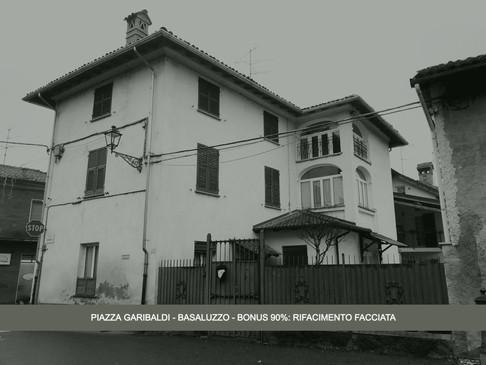PIAZZA GARIBALDI - Basaluzzo (AL)