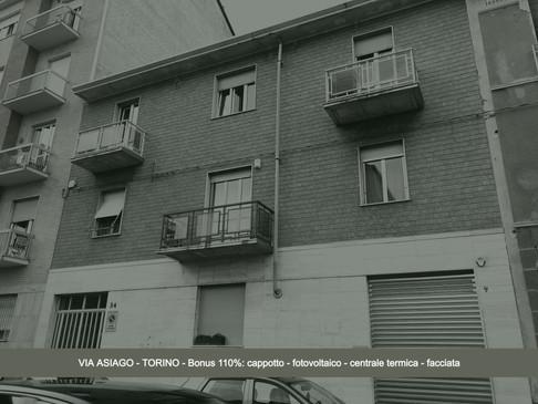 VIA ASIAGO -Torino