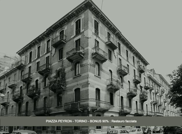 PIAZZA PEYRON - Torino