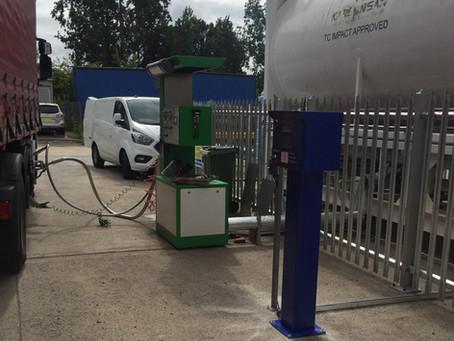 Biomethane for sustainable transport