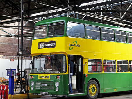 Behind the scenes at East Coast Buses