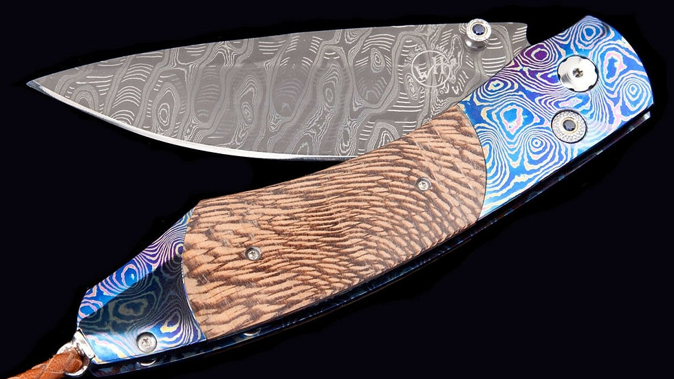 William Henry B12 Spearpoint Sycamore