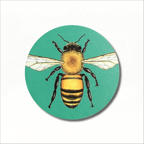 Coaster - Honey Bee