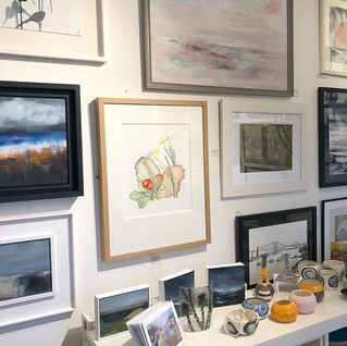 A wee interview with Kirstin from Allium Gallery & Gifts in South Queensferry