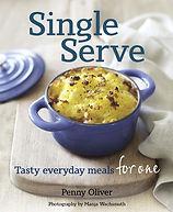 Single Serve: Penny Oliver. Designed by Jenny Haslimeier