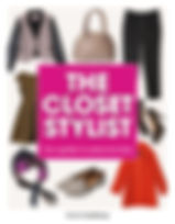 The Closet Stylist: Anne Casselberg. Designed by Jenny Haslimeier