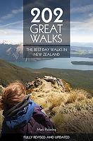 202 Great Walks: Mark Pickering. Designed by Jenny Haslimeier