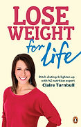Lose Weight for Life: Claire Turnbull. Designed by Jenny Haslimeier