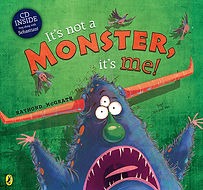 Its not a Monster, it's Me! Raymond McGrath.  Designed by Jenny Haslimeier