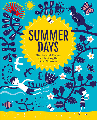 'Summer Days' shortlisted for PANZ Best Children's Book Award!