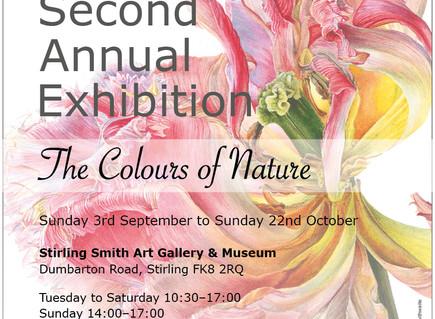 SSBA Colours of Nature Exhibition
