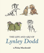 The Life and Art of Lynley Dodd: Finlay Macdonald. Designed by Jenny Haslimeier