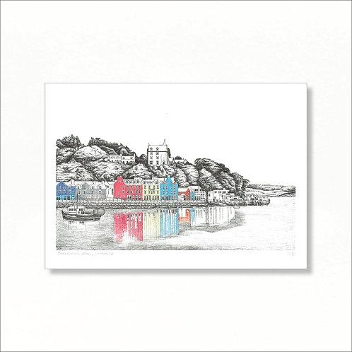 A4 Print - Tobermory