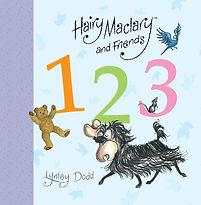 Hairy Maclary and Friends 123: Lynley Dodd. Designed by Jenny Haslimeier
